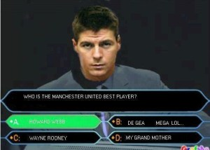 Another Laugh – Manchester United Question