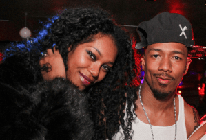 Nick Cannon's New Girlfriend (Photos)