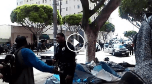 , Another Police Shooting In The US (Video), Effiezy - Top Nigerian News & Entertainment Website