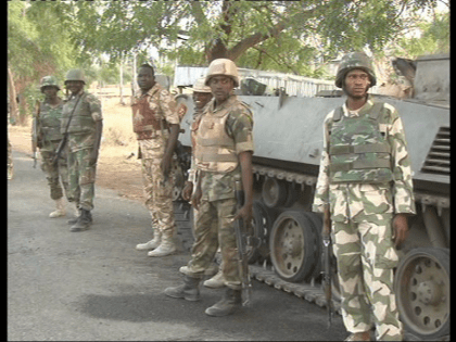 , Troops Celebrate Victory Yobe (Video), Effiezy - Top Nigerian News & Entertainment Website