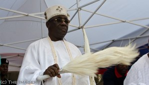 Oba of Lagos State the threat he made to Igbos (Watch the Video)