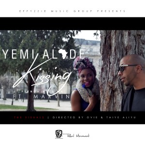 Yemi Alade ft. Marvin – Kissing (French Remix) [Official Video]