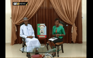 Nigeria's President-elect, Muhammadu Buhari First Exclusive interview with TVC news (Video)