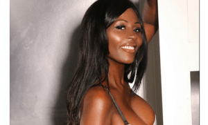 Confidence Haugen shows off Boobs as she celebrates her Birthday (Photo)