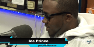 Ice Prince Zamani Interview at The Breakfast Club Power 105.1FM (Video)