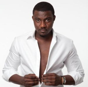 Ghanaian Actor, John Dumelo gets engaged (Photos)
