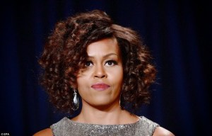 Check out Michelle Obama's New Hair Do (Photos)