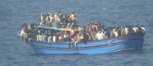 Italian Police arrest 15 Muslim migrants who allegedly threw Christians off boat