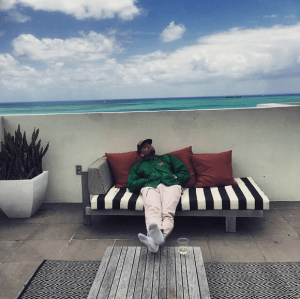 Chris Brown writes a very Emotional letter about his life
