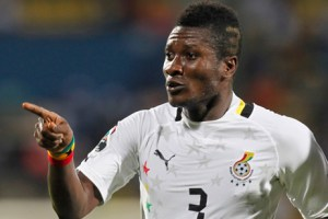 Ghanaian footballer Asamoah Gyan, splashes $3 million on New Mansion (Photos)