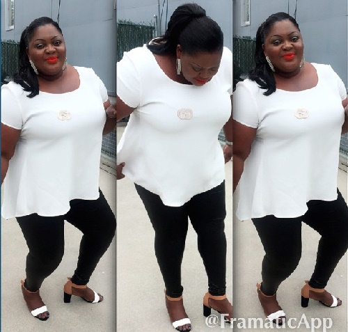, Curvy Nollywood actress, Eniola Badmus opens up on her health challenge, Effiezy - Top Nigerian News & Entertainment Website