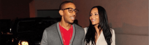 Ludacris and wife Eudoxiee, welcome Baby Girl (Photos)