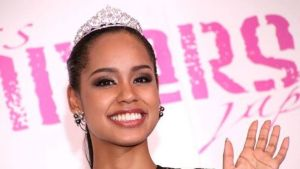 "First Ever Mixed Race ""Miss Japan"" causes controversy"
