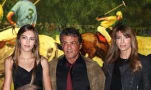 Sylvester Stallone's Daughter is a Beauty