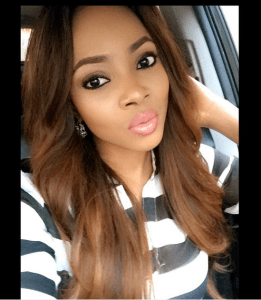 """I wear bra for 3months before washing it"" – Toke Makinwa reveals"