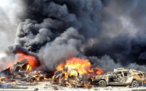 Police reveal how five suicide bombers killed 8 in Maiduguri