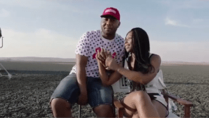 Watch SA rapper Cassper Nyovest ask Boity Thulo to be his girlfriend (Video + Photos)