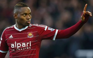 Footballer Diafra Sakho arrested on suspicion of making threats to kill