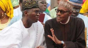 Buhari must probe Fashola for spending taxpayers' money on his website, Tinibu too – Bode George