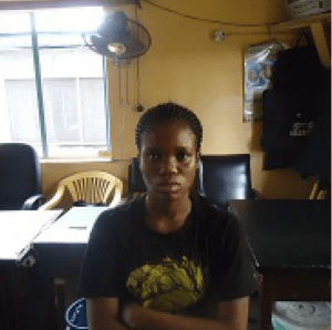 24-year-old lady stabs lover to death over sex in Lagos