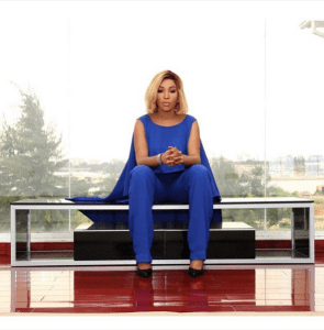 Dabota Lawson Dismisses Break Up Rumours With Billionaire Husband (Photos + Video)