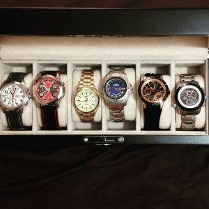 Daddy Freeze writes a very long letter on fake products while he shows off his first 6 watches (Photo)