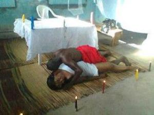 Wife catches Pastor husband sleeping with church member
