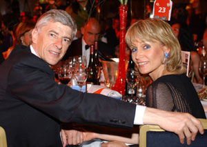 Arsenal Boss Arsene Wenger Set for Divorce from Wife, Annie After Marriage Collapse