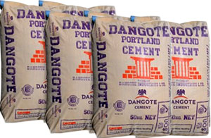 Dangote Cuts Cement Price As Competition Thickens