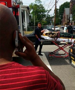 Fetty Wap involved in Serious Road Accident (Photos)