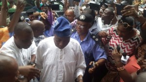 Olu Falae regains freedom, Police issue statement