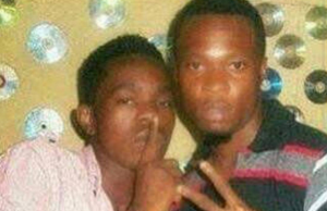 Flavour N'abania and Patoranking before the fame (Photo)