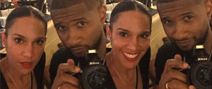 Usher secretly marries girlfriend Grace Miguel
