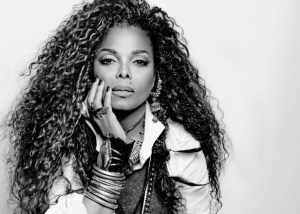 Janet Jackson in tears