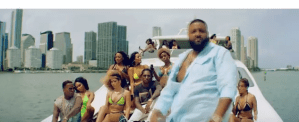 DJ Khaled ft. Trey Songz, Jeremih, Future – You Mine (Official Music Video)