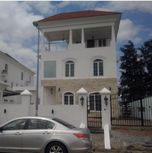 Linda Ikeji's Multi Million Dollars Mansion In Banana Island, Lagos (Photos)