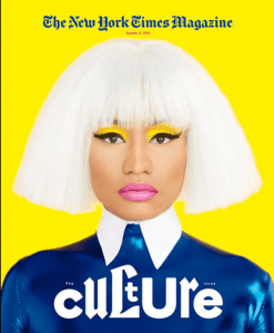 Nicki Minaj Covers New York Times, Speaks on Meek Mill and Drake Beef