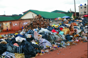 Wife quarrels with husband, dumps six-month-old baby on waste