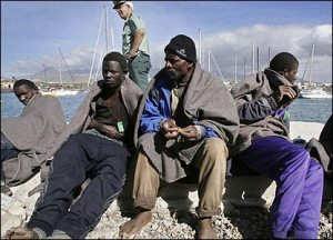Egypt finds 15 African migrants 'shot dead' on border with Israel