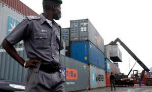 Container Loaded With Military Uniforms And Weapons Disappears In Apapa Port