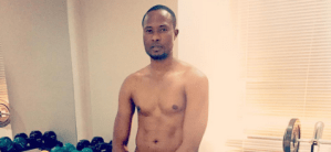 Look at the photo singer, Faze shared for the ladies