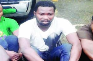Police made me write false statement at gunpoint – Graduate