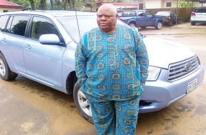 Retired colonel nabbed for stealing lawmaker's car (Photo)