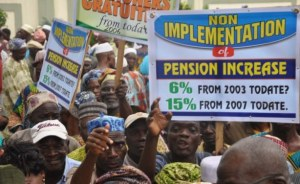 Adamawa state pensioners get paid only N2,000 monthly