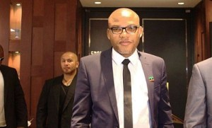 DSS drops charges against IPOB leader Nnamdi Kanu in Magistrate Court