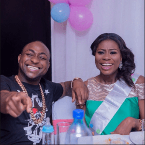 Davido & Babymama Sophia sign peace accord