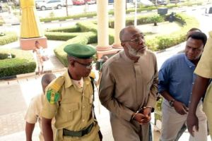 Our son's life in danger – PDP Spokesman, Metuh's family cry out
