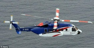 Bristow helicopter crashes in Lagos, no life lost