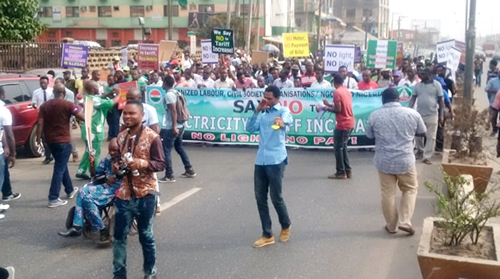 Electricity tariff Protests3