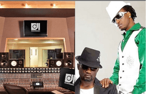 Paul Okoye of P-Square stands with elder brother, Jude over management dispute (Photo)